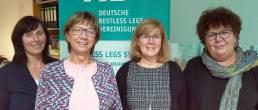 Das Team der Geschäftsstelle des RLS e.V. München