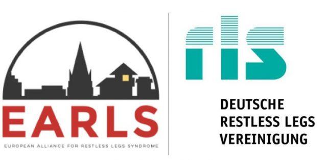Logo von European Alliance for Restless Legs Syndrome (EARLS) und RLS e.V.